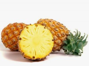 ananas acores biologico