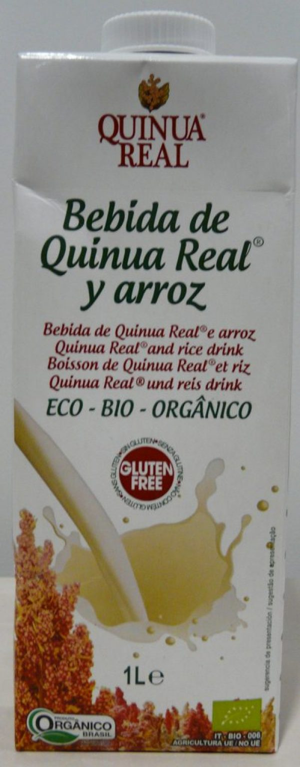 QuinuaReal_BebidaQuinuaRealArroz