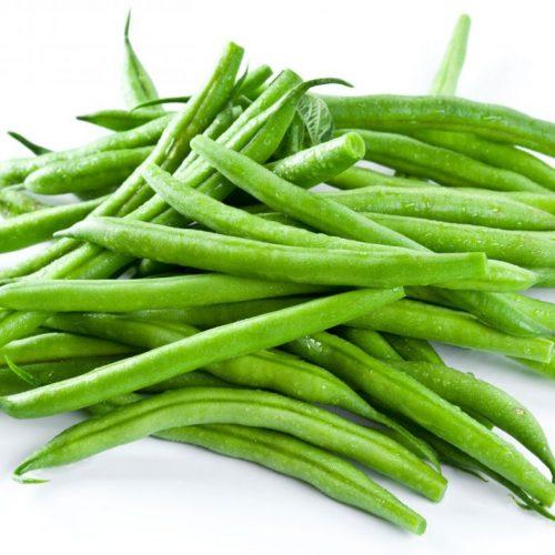 feijão verde redondo bio