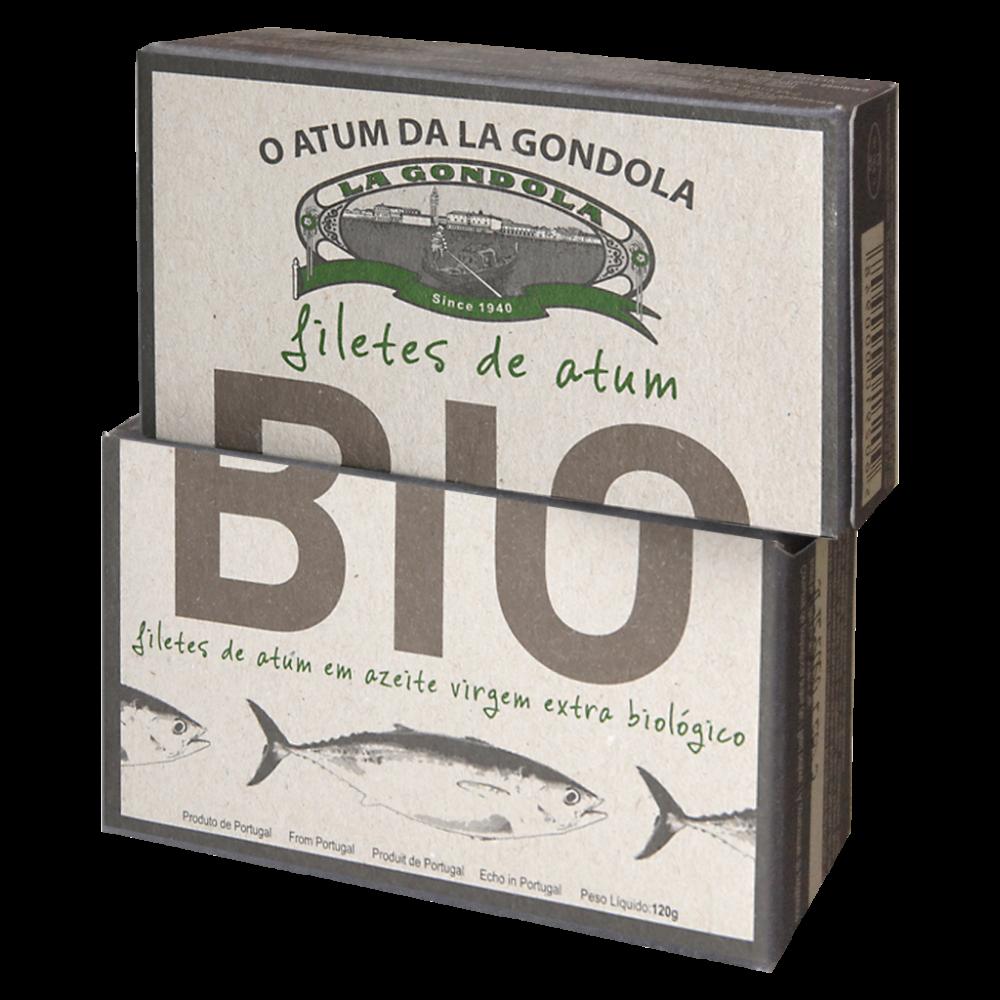 Filetes Atum Azeite Virgem Extra La Gondola