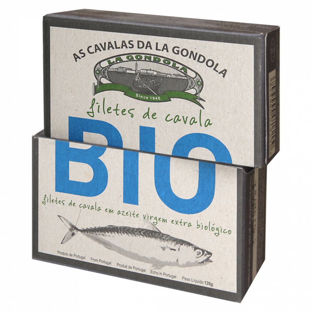 Filetes Cavala Azeite Virgem Extra La Gondola