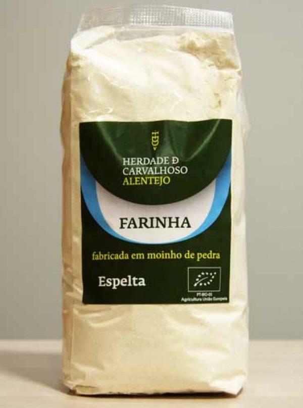 Farinha Bio Espelta HC