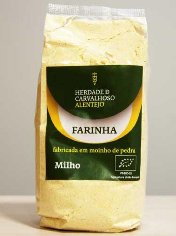 Farinha Bio Milho HC