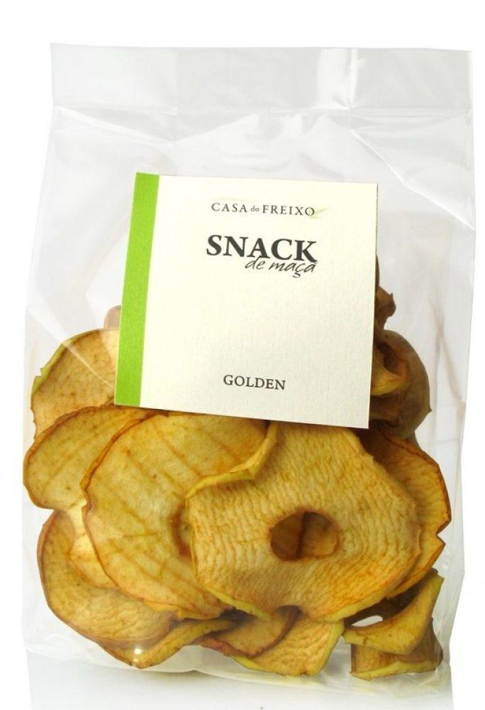 Maça golden desidratada biologica sabor bio
