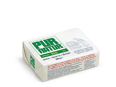 Manteiga Bio Pur natur