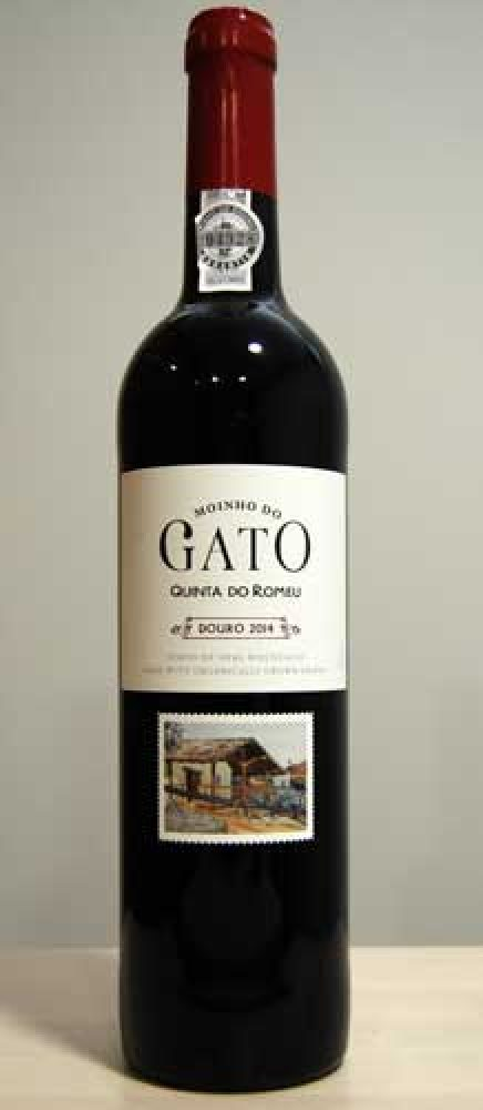 vinho bio moinho do gato tinto