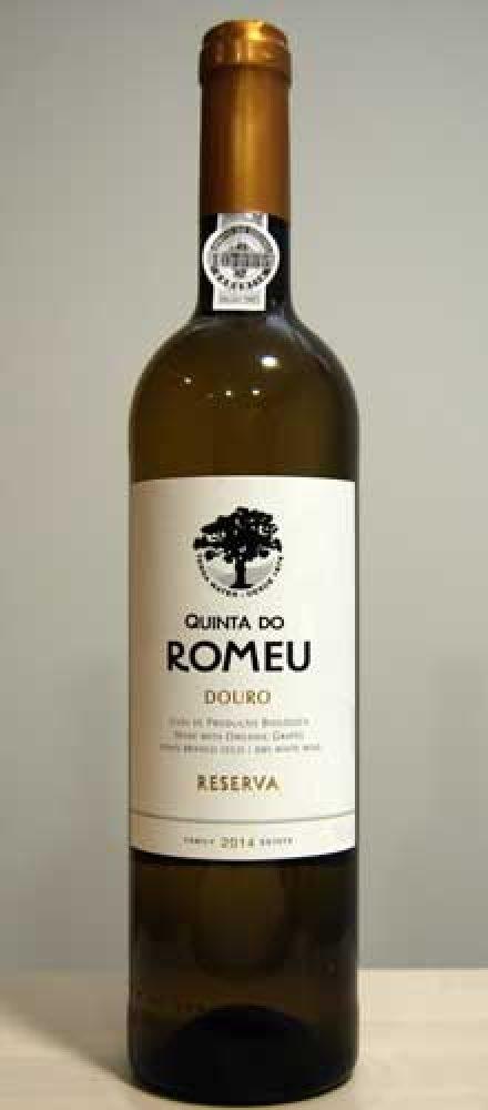 vinho bio romeu reserva branco