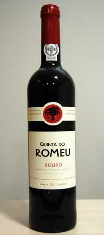 vinho bio romeu tinto