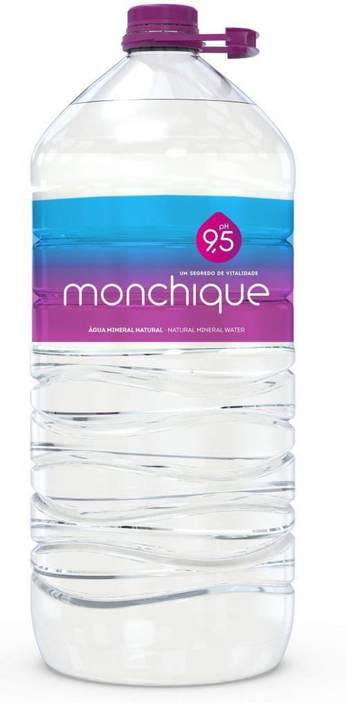 agua monchique 5l
