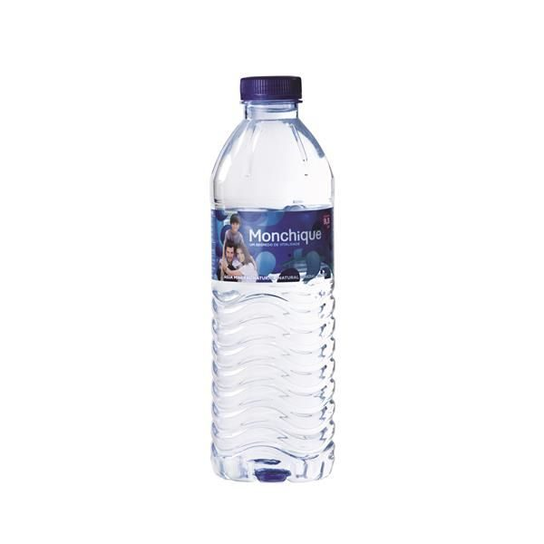 agua Monchique 0,5 cl