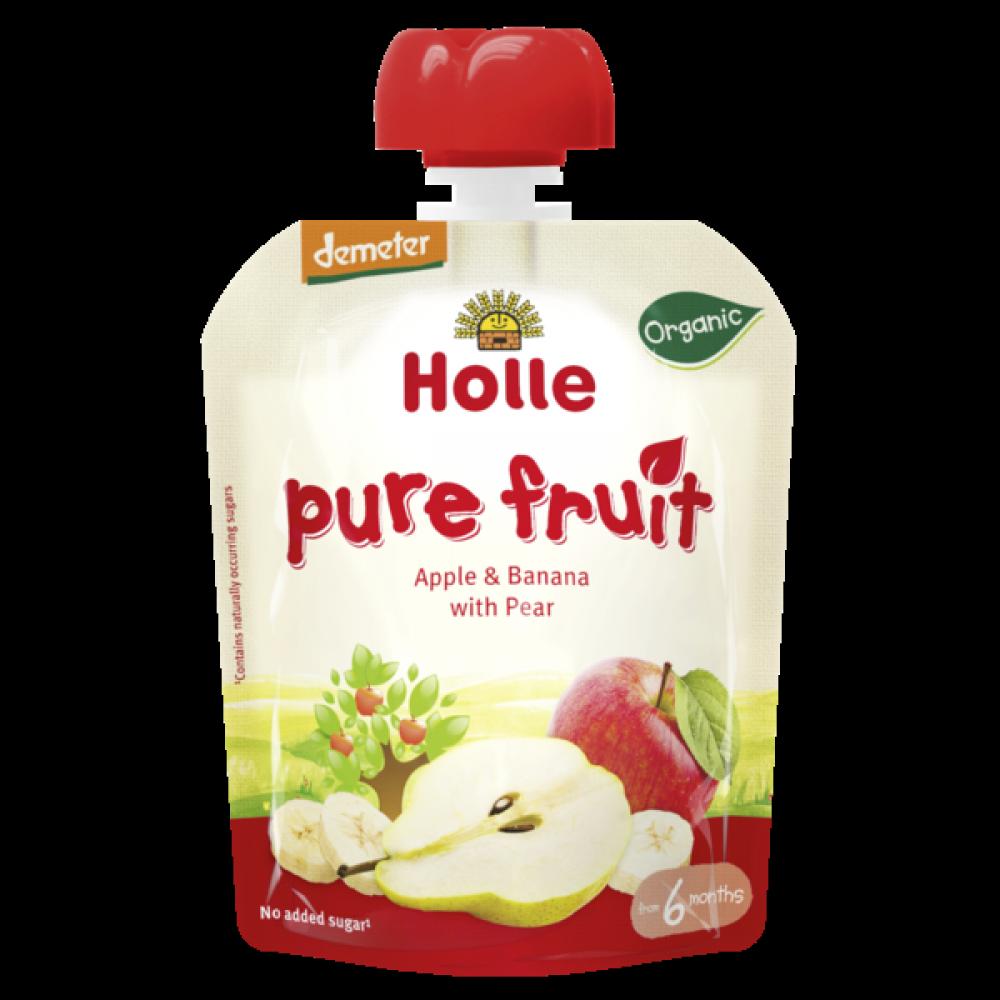Pure maca pera banana Holle