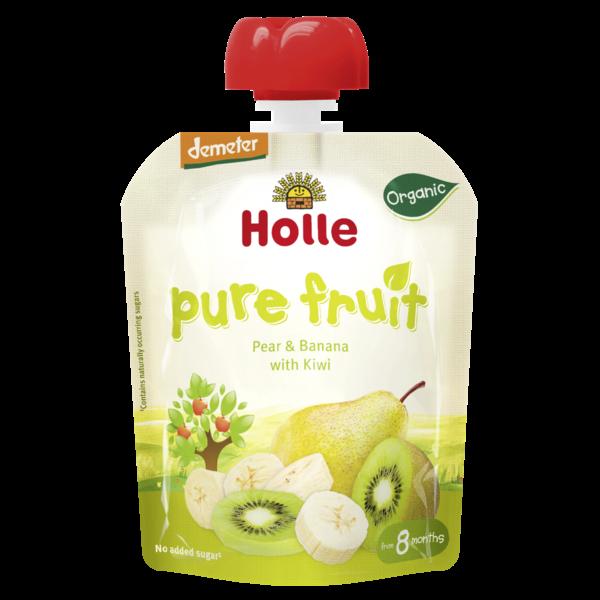 Pure pera kiwi banana Holle