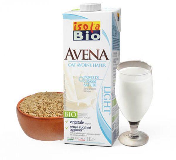 Bebida Aveia light Isola