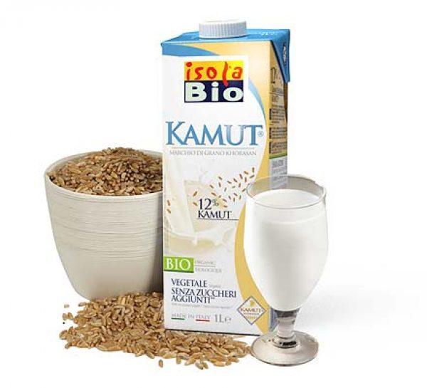 Bebida Kamut isola