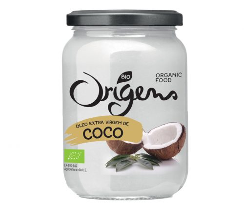 ÓLEO DE COCO BIO 200ML ORIGENS