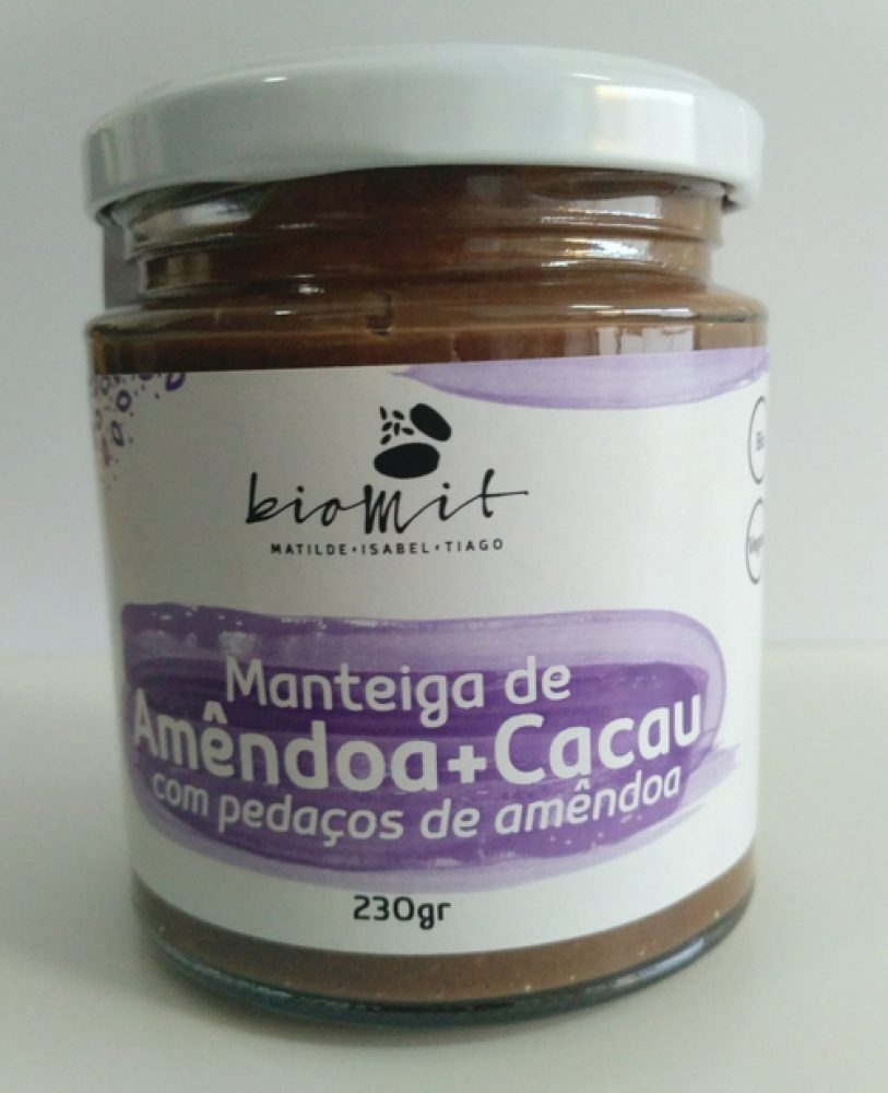 biomit amendoa cacau