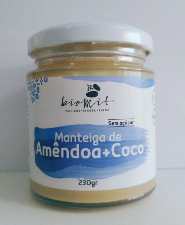 biomit amendoa coco