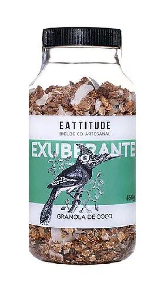 granola exuberante bio