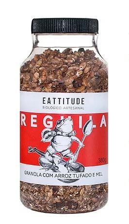 granola reguila bio
