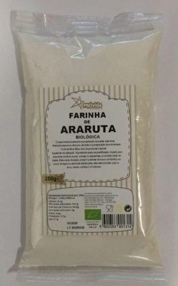 FARINHA DE ARARUTA BIO 250GRS PROVIDA