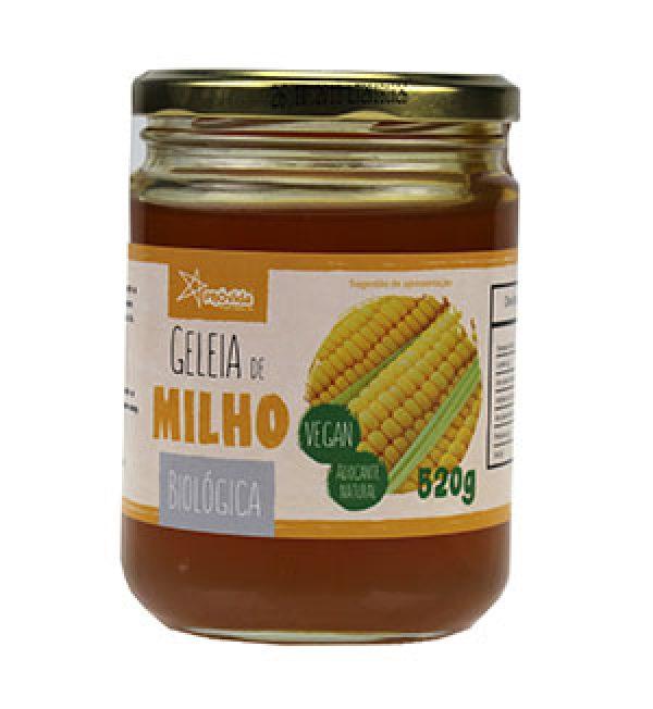 GELEIA DE MILHO 520GRS PROVIDA