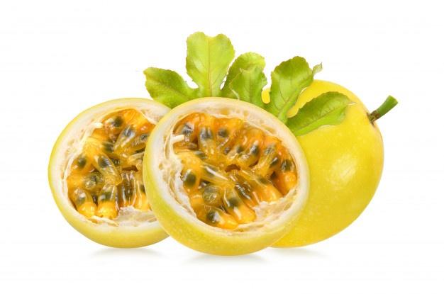 maracuja amarelo bio