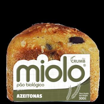PAO DE AZEITONAS MIOLO