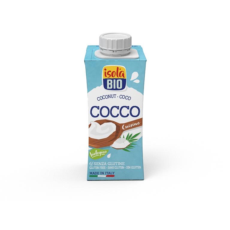 Creme de Coco Isola BIO 200ml
