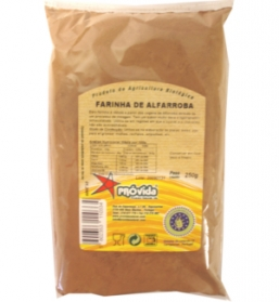 FARINHA DE ALFARROBA BIO 250G