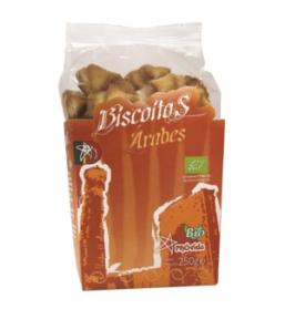 BISCOITOS ÁRABES BIO 250G