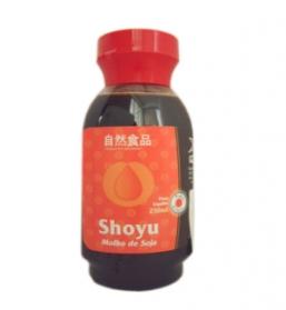 SHOYU – MOLHO DE SOJA BIO 250ML