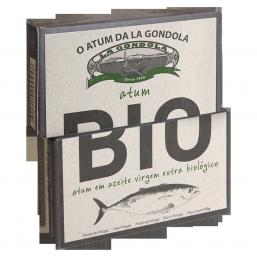 Atum em Azeite virgem extra bio 120gr