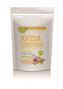 AVEIA GERMINADA BANANA BLISS BIO 400G