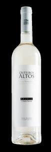 Vinho Branco de uvas tintas Bio Outeiros Altos 2015