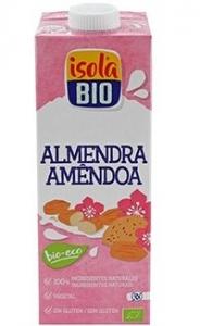 BEBIDA DE AMÊNDOA BIO 1L ISOLA