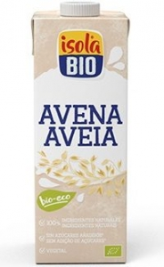 BEBIDA DE AVEIA BIO ISOLA 1L