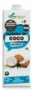 (Português) BEBIDA DE CÔCO EM BASE DE ALPISTA BIO 1L SORIA NATURAL