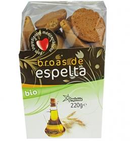 BROAS ESPELTA BIO 220G PROVIDA