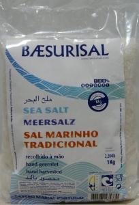 SACO SAL MARINHO BIO 1KG BAESURISAL
