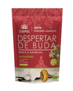 DESPERTAR DE BUDA MACA E BAUNILHA BIO 360G ISWARI