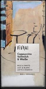 CHOCOLATE CAPPUCCINO BIO 100GRS VIVANI