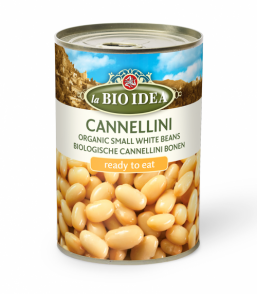 WHITE BEANS LA BIO IDEA 400GRS