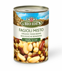 MIXED BEANS LA BIO IDEA 400GRS