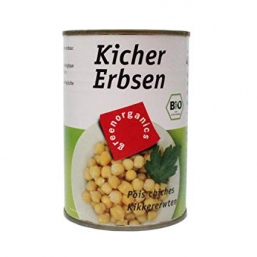 CHICK PEAS BIO GREEN