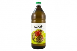 ÓLEO P/FRITAR BIO 0,75L GREEN ORGANICS