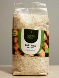 FARINHA P/PÃO INTEGRAL 500GRS