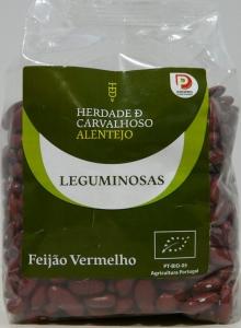 FEIJÃO VERMELHO BIO 500G