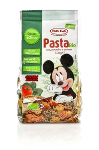 MASSA TRICOLOR DISNEY MICKEY BIO 300G DALLA COSTA