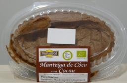 MANTEIGA DE CÔCO C/ CACAU BIO 250G NATURSOL
