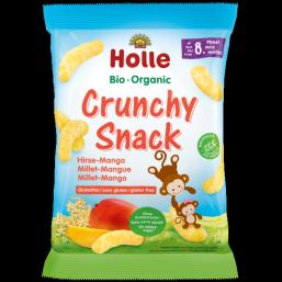 Tostas crocante milho-miúdo manga Holle